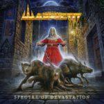 Warfect - Spectre Of Devastation Cover