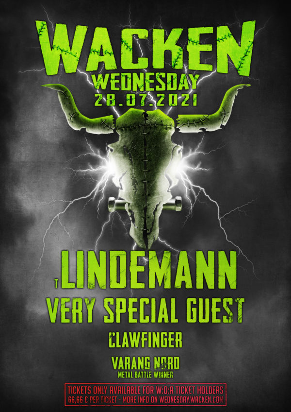 Wacken Wednesday