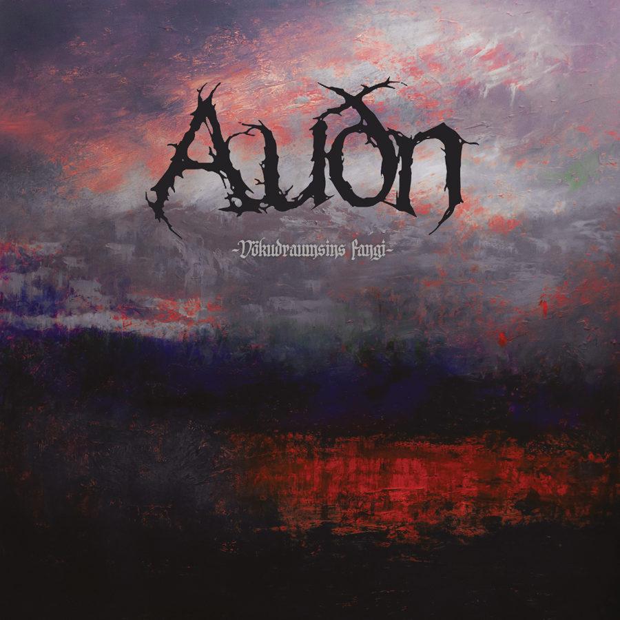 Cover-Artwork - Auðn - Vökudraumsins Fangi