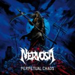 Nervosa - Perpetual Chaos Cover