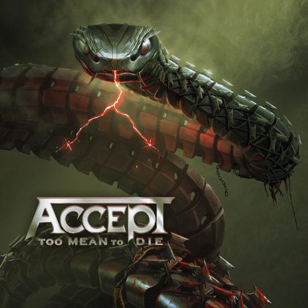 """Cover Artwork von Accept - """"Too Mean To Die"""""""