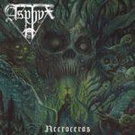 Asphyx - Necroceros Cover