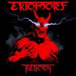 Ektomorf - Reborn Cover
