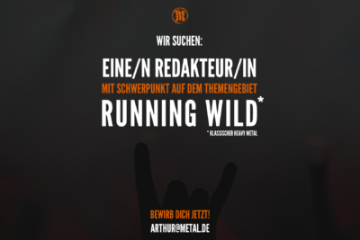 metal.de sucht Running Wild (Cover)