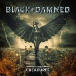 Black & Damned - Heavenly Creatures Cover