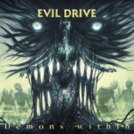 Evil Drive - Demons Within Cover