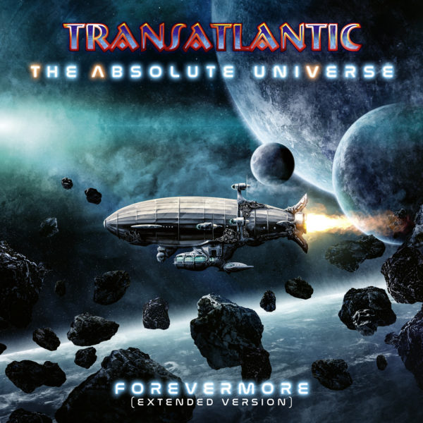 Transatlantic - The Absolute Universe: Forevermore Cover