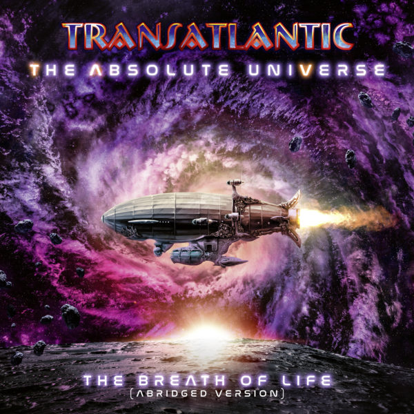 Transatlantic - The Absolute Universe: The Breath Of Life Cover