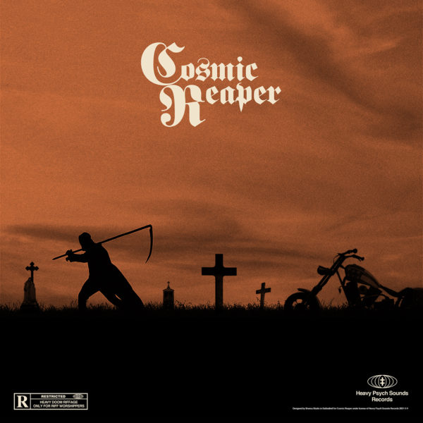 Cosmic Reaper Selftitled Cover