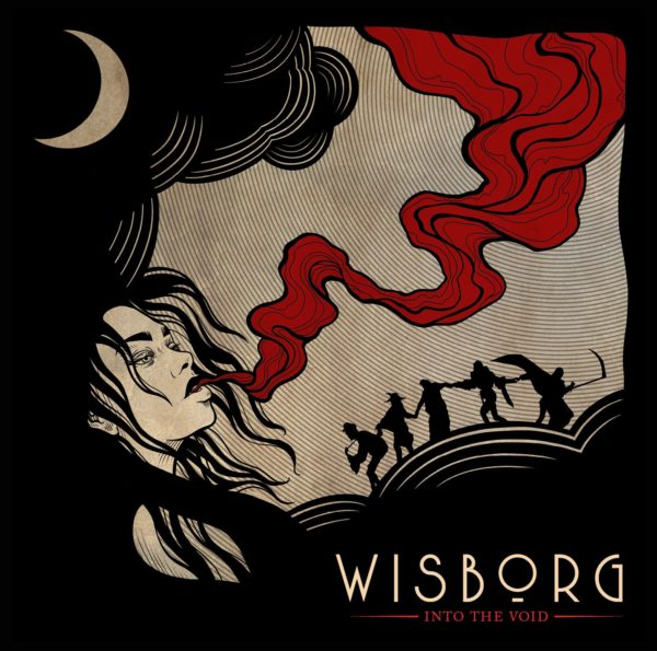 Wisborg - Into the Void Cover