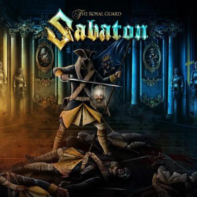 Sabaton The Royal Guard Cover