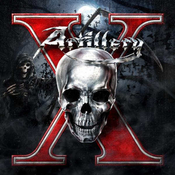 Artillery - X (Artwork)