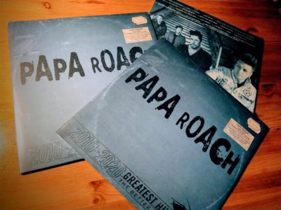 Papa Roach - Greatest Hits Vol 2 Verlosung