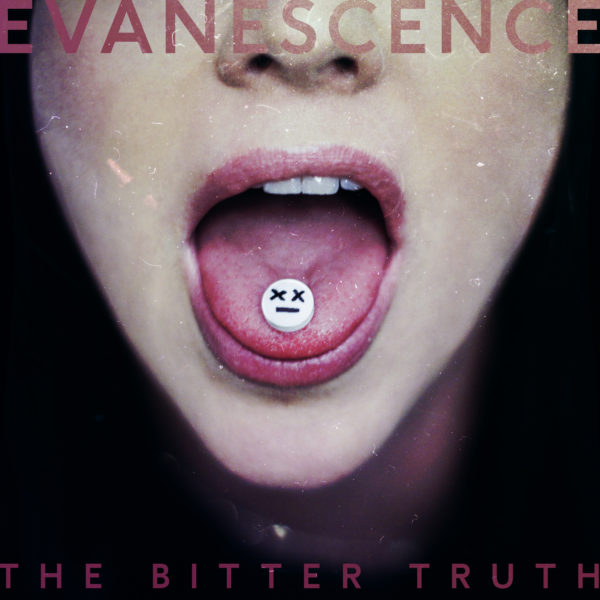 Evanescence - The Bitter Truth Cover