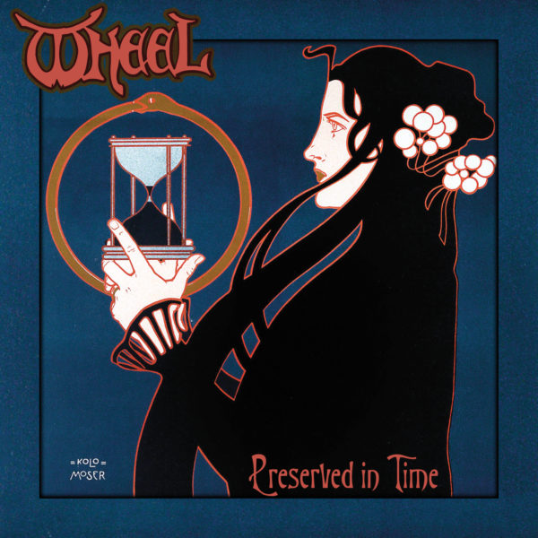 """Wheel - """"Preserved In Time"""" Cover Artwork"""
