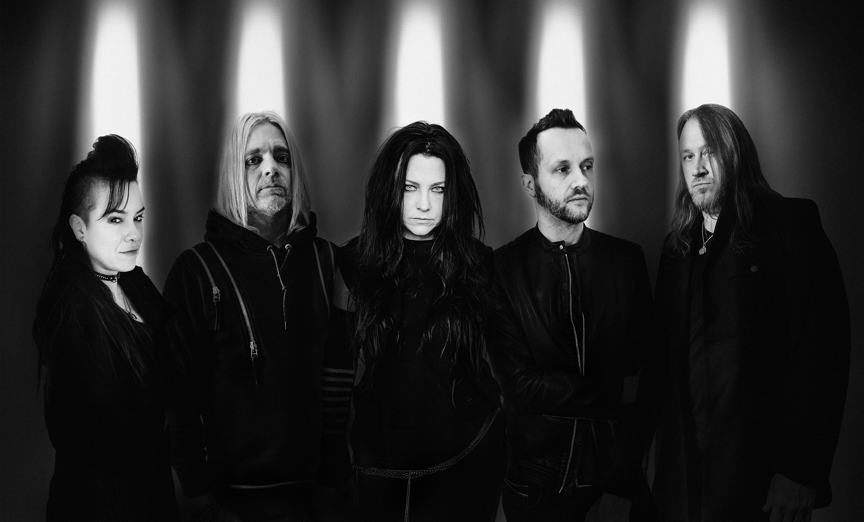 Evanescence Bandfoto 2021