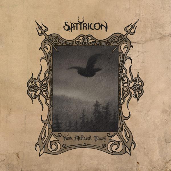 Satyricon - Dark Medieval Times Reissue Cover Artwork