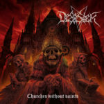Desaster - Churches Without Saints Cover