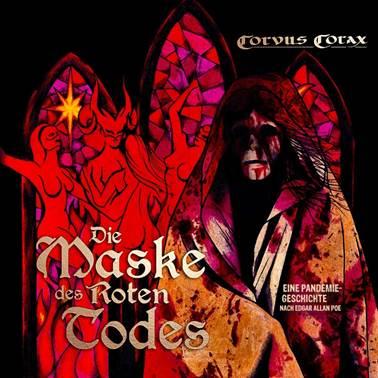 """Corvus Corax - """"Die Maske..."""" - Albumcover"""
