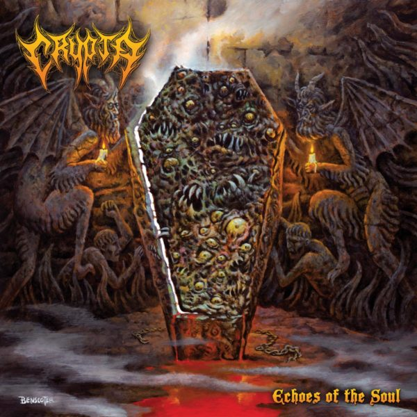 Crypta - Echoes Of The Soul (Artwork)