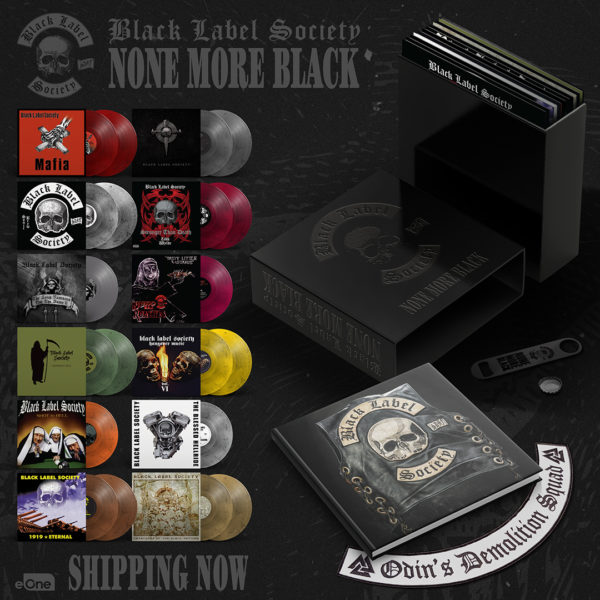 Black Label Society - None More Black