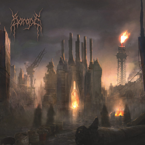Borgne - Tenps Morts Cover