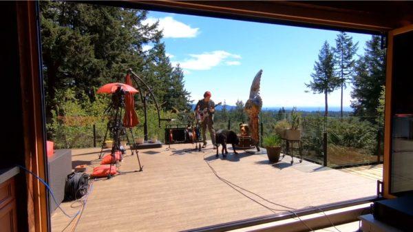 Devin Townsend Livestream zu Ocean Machine