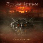 Flotsam And Jetsam - Blood In The Water Cover