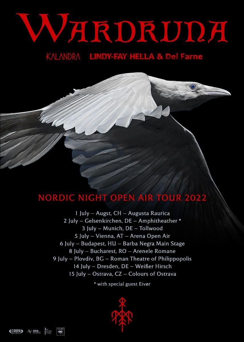 Wardruna - Nordic Night Open Air Tour 2022