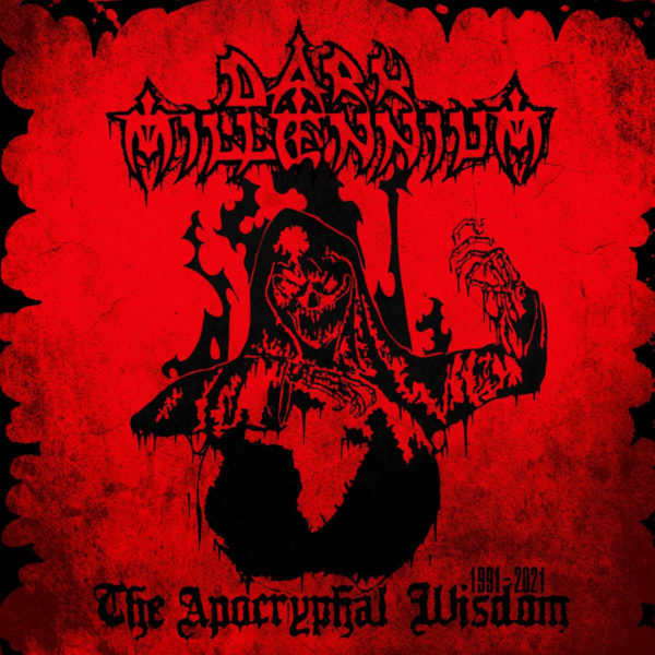 "Dark Millennium- ""The Apocryphal Wisdom"" - Cover zur Single"