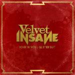 Velvet Insane - Rock 'N' Roll Glitter Suit Cover