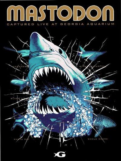 Mastodon Live Poster