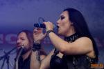 Konzertfoto von Mission In Black - Area 53 Festival 2021