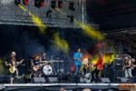 Konzertfoto von Feinstaub - Area 53 Festival 2021