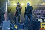Konzertfoto von Hämatom - Area 53 Festival 2021