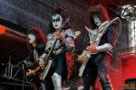 Konzertfoto von Kiss Forever Band - Area 53 Festival 2021