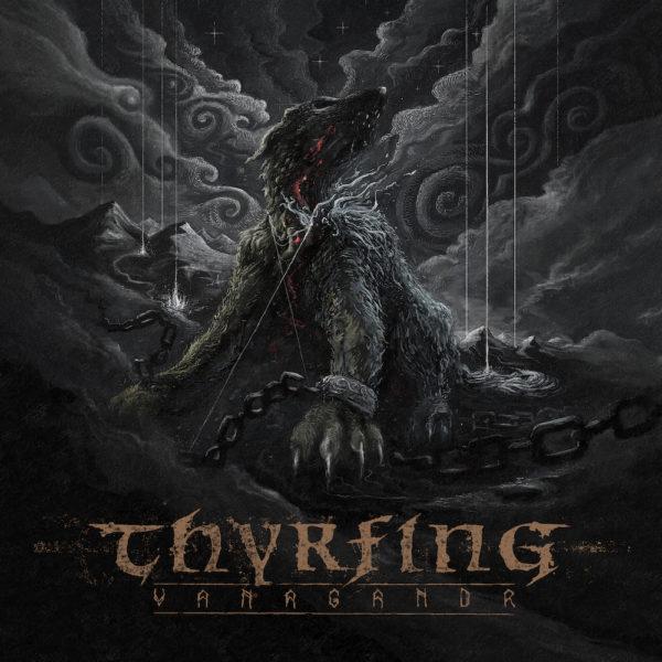 Thyrfing - Vanagandr Cover
