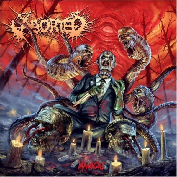 Bild Aborted - ManiaCult Cover