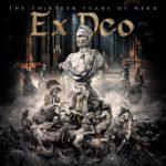 Ex Deo - The Thirteen Years Of Nero Cover