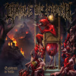 Cradle Of Filth - Existence Is Futile Cover