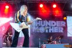 Konzertfoto von Thundermother - Heat Wave Tour 2021