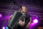 Konzertfoto von Vroudenspil - Schlosshof Festival 2021