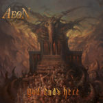 Aeon - God Ends Here Cover