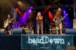 Konzertfoto von HeadDown - Adamshof Kulturbühne 2021