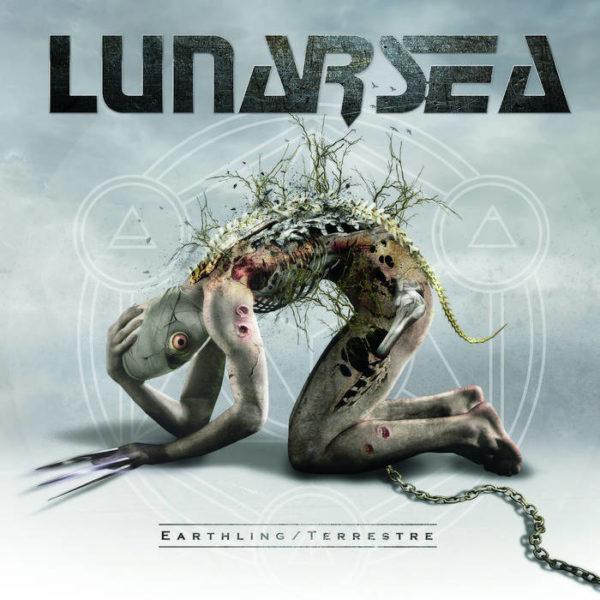 Lunarsea - Earthling Terrestre - Cover