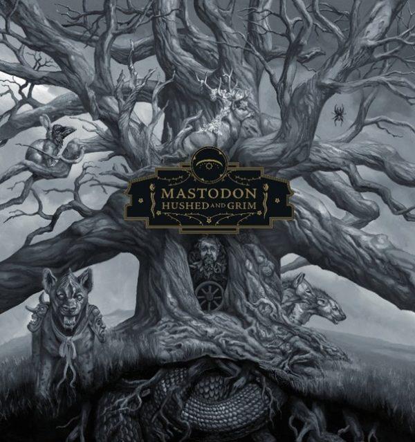 Mastodon Hushed And Grim Cover Artwork