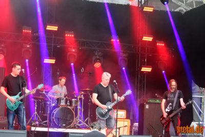 Konzertfoto von Noisescape - Hellseatic 2021