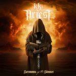 KK's Priest - Sermons Of The Sinner Cover