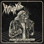 Kryptos - Force Of Danger Cover