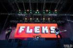 Konzertfoto von Fleks - Novarock Encore 2021